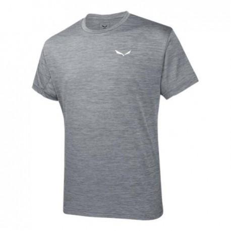 Salewa T-Shirt Puez Melange Dryton Quiet Shade