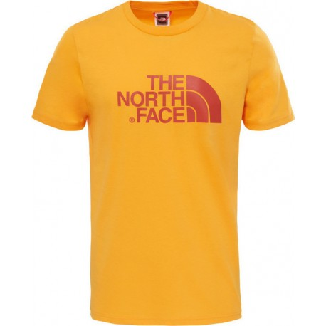 The North Face T-Shirt Easy Tee Zinnia Orange