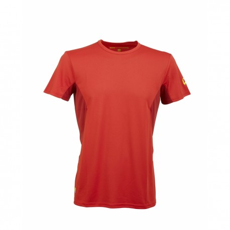 Rock Experience T-Shirt Ambit Rosso