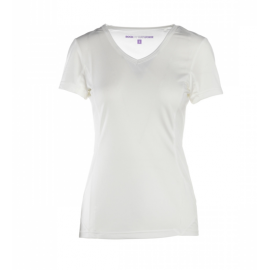 Rock Experience T-Shirt Donna Ambit Bright White