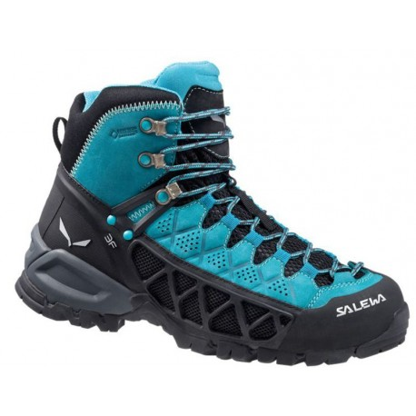 Salewa Pedula Donna Alp Flow Surround Gtx Venom/Acqua