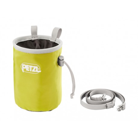 Petzl Chalk Bag Bandi  Giallo