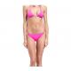 Sundek Bikini Fascia Tinta Unita Fuxia