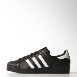 ADIDAS originals superstar foundation nero/bianco