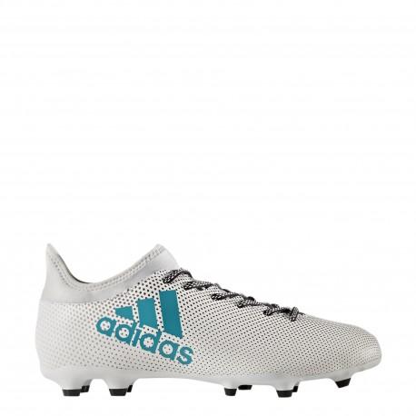 Adidas X 17,1 FG Bianco/Azz