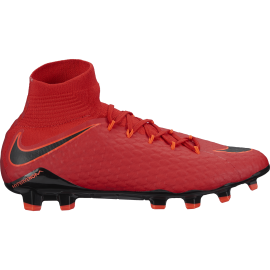 Nike Hypervenom Phatal III Df Fg Red/Black