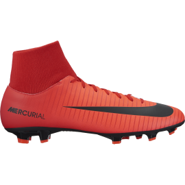 Nike Mercurial Victory VI Df Fg Red/White