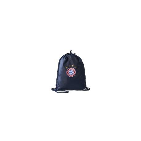 28cfdf9aa8 calcio ADIDAS gymsack bayern munich navy/rosso br7047 - acquista su...