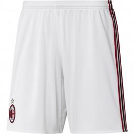 Adidas Short Ac Milan Home/Away  Rosso/Nero