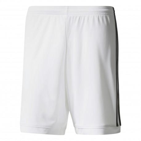 Adidas Short Juve Home  Bianco/Nero