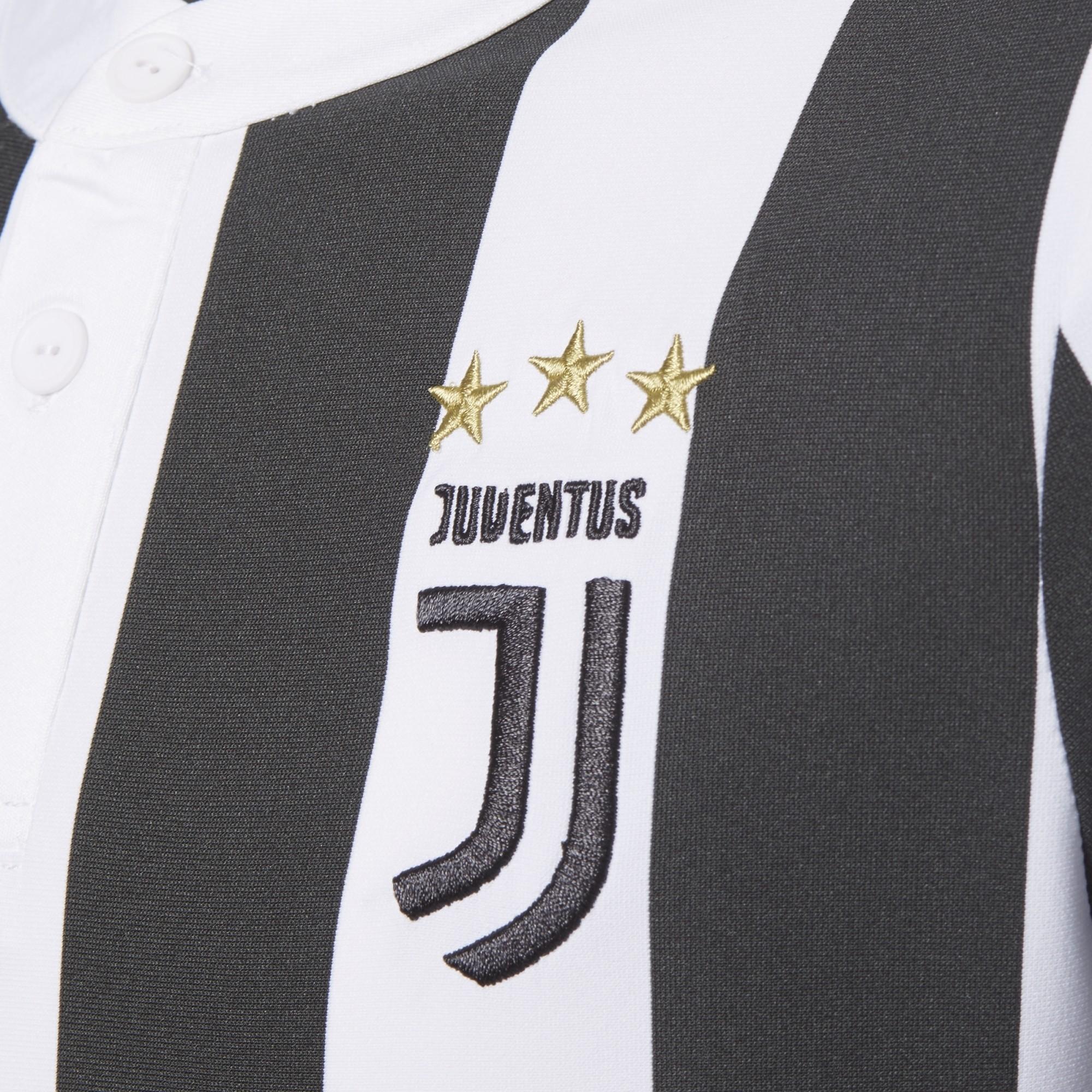 c667ca529 calcio ADIDAS t-shirt bambino mm juve home bianco/nero az8703 - acq...