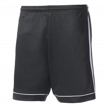 Adidas Short Squadra Team  Nero/Bianco