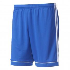 Adidas Short Squadra Team  Royal/Bianco Uomo