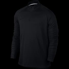Nike T-Shirt Ml Dry Academy Dril  Black/Black