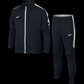 Nike Tuta Dry Academy  Black/White Bambino