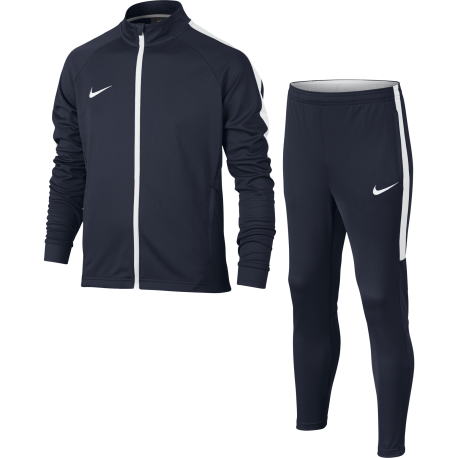 Nike Tuta bambino Dry Academy  Obsidian/White