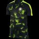 Nike T-Shirt Mm Inter Dry Sqd  Black/Volt