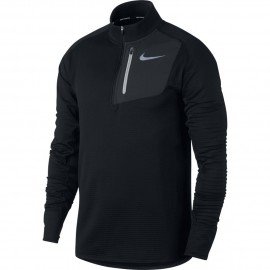 Nike T-Shirt Ml Run Thrma Sphr Elmnt Hz Black