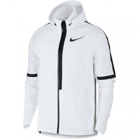 Nike Jkt Run Aroshld Hd    White