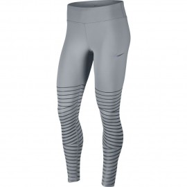 Nike Tight Donna  Run Power Flash Epic Lx  Wolf Grey