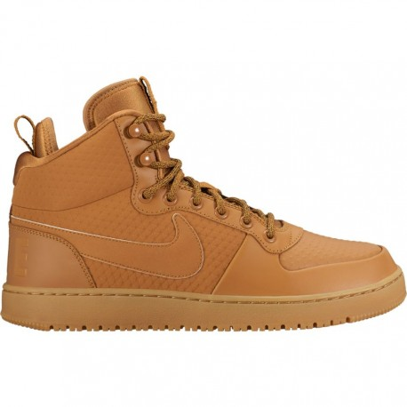 Nike Scarpa Court Borough Mid Winter Wheat/Wheat