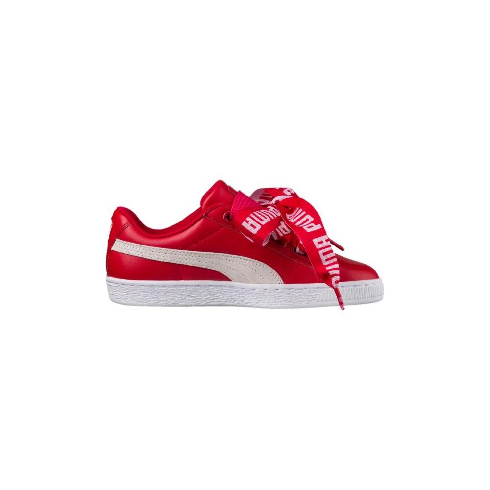 puma donna scarpe basket