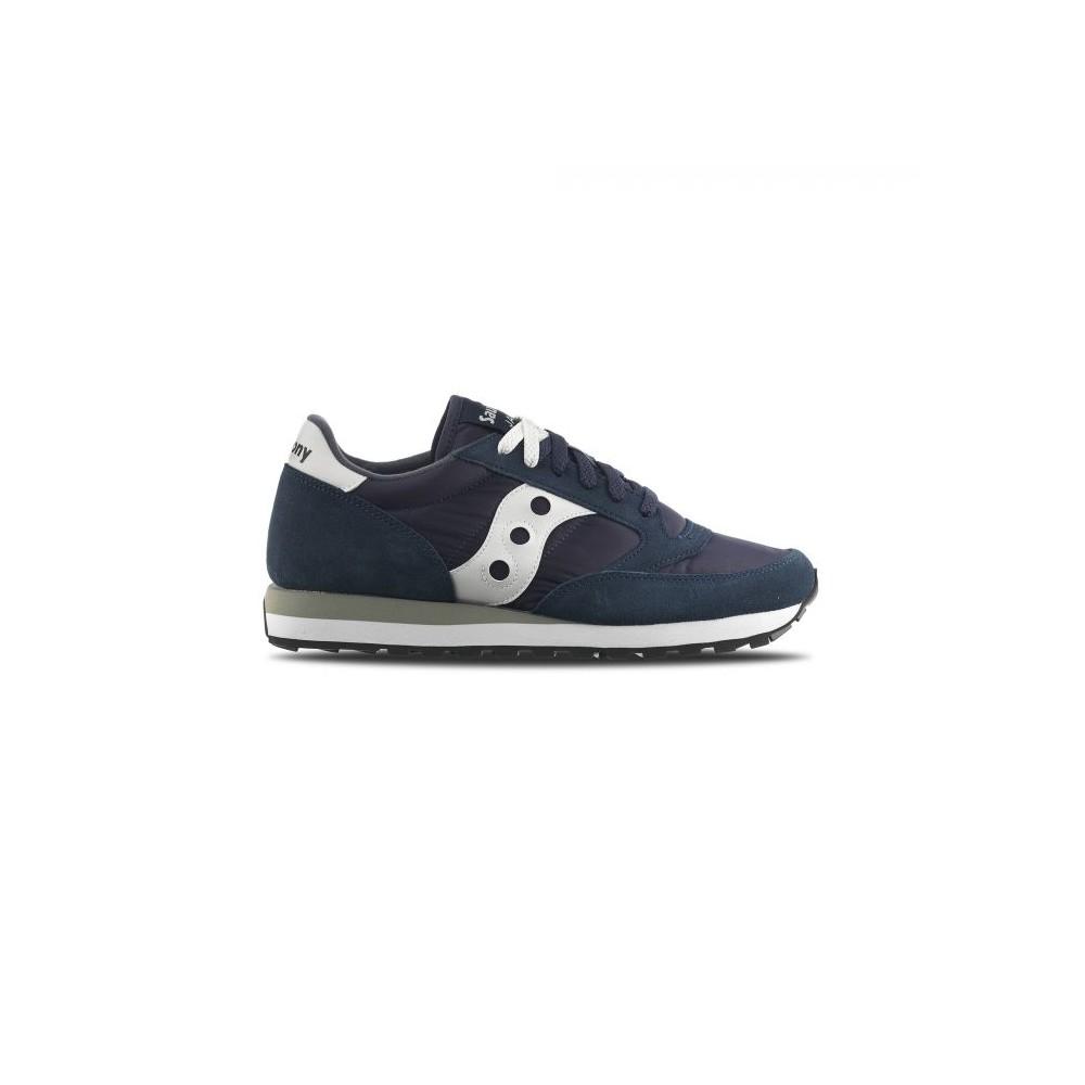 Style Saucony Sneakers Jazz O Navy Bianco Donna 1044316