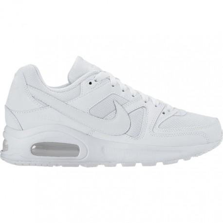 Nike Scarpa Bambino Air Max Command Gs Bianco/Bianco