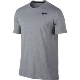 Nike T-Shirt Hpr Dry Nos Grigio