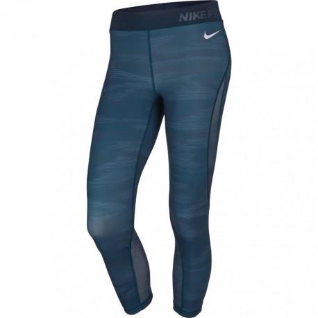 Nike Capri Wnd Donna Nero