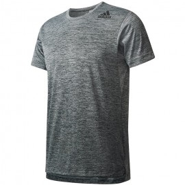 Adidas T-shirt Freelift gradient Grigio