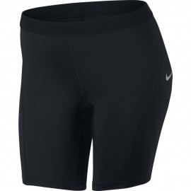Nike Short Hprcl 8in  Donna Nero