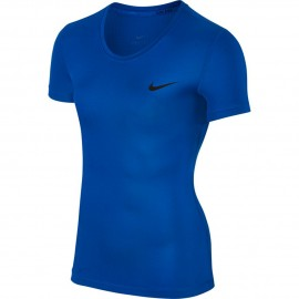 Nike T-Shirt Train Donna Blu