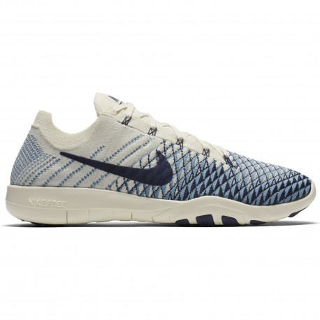 Nike  Donna Free Tr Fk 2 Indigo Azzurro/Nero