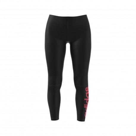 Adidas Leggings Donna Rosso/Nero