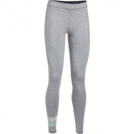 Under Armour Leggings Donna Train Grigio