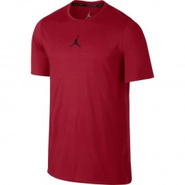 Nike T-Shirt Mm 23 Alpha Dry Rosso/Nero