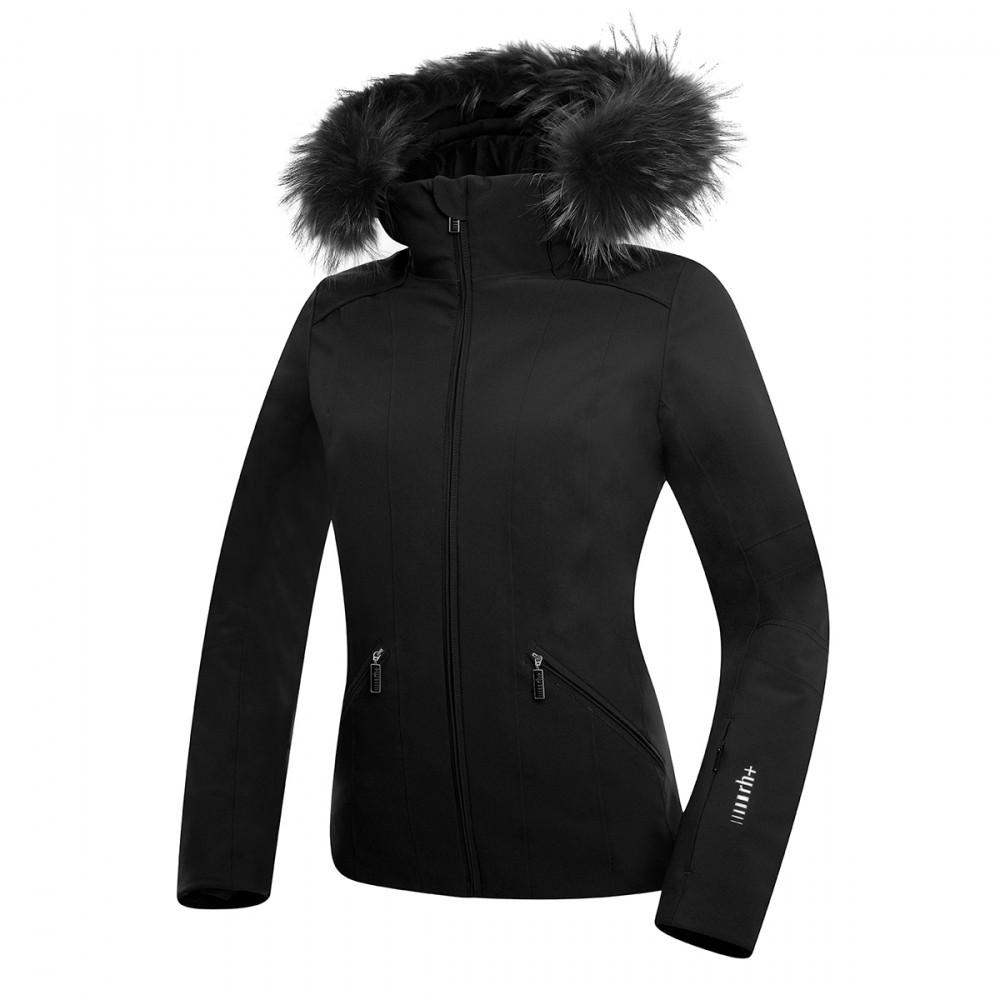 IND2595 Black 909 Grace Giacca SportShock Zerorh Fur Sci A Donna xBwp0OUq0