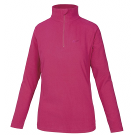 Hot Stuff Microfleece Donna Elisa Raspberry