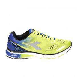 Diadora Mythos Blushield Yellow Fluo/Royal