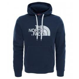 The North Face Felpa Drew Peak Blu Scuro Uomo
