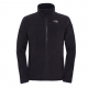The North Face Fleece 100 Glacier Fz Tnf Black