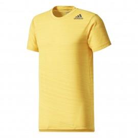 Adidas T-Shirt Train Giallo