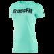 Reebok T-Shirt Cross Donna Bianco