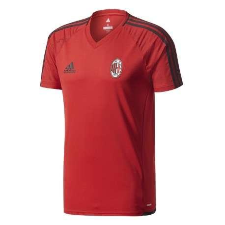 Adidas T-Shirt Mm Acm Trg  Rosso/Nero