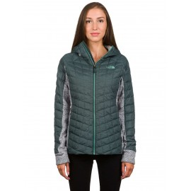 The North Face Giacca Donna Thermoball Gordon Lyons New Taupe Green