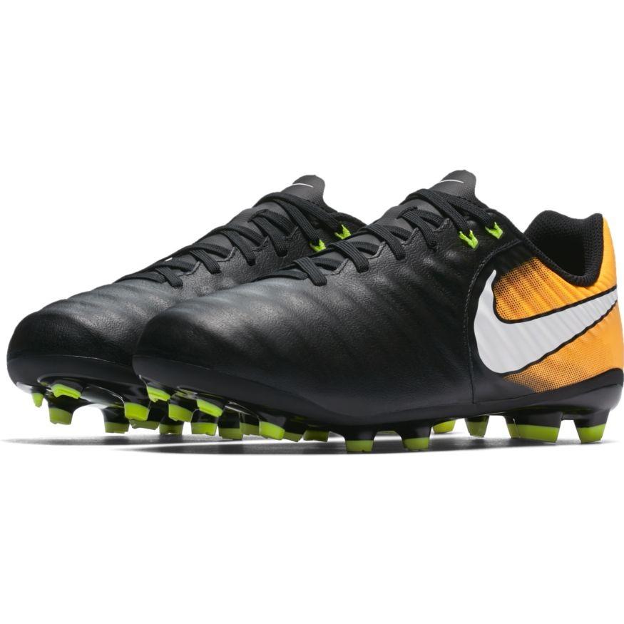 Obtener La Última Moda Nike Bambino Tiempo Ligera IV Tf Giallo/Bianco Holgura Con Tarjeta De Crédito Comprar Moda Barata Descuento En El Precio Más Barato tsIwDdZg5
