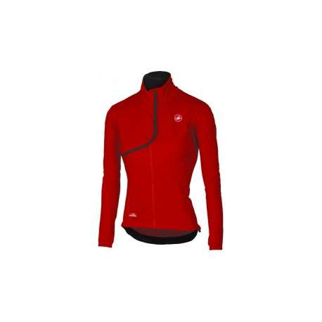 Castelli Giacca Donna Indispensabile Black/Red