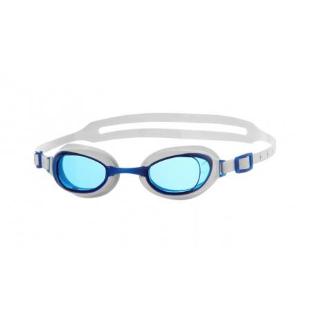 Speedo Occhialino Sr Aquapure Bianco/Blu