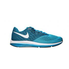 Nike Zoom Winflo 4  Blue Orbit/White Black